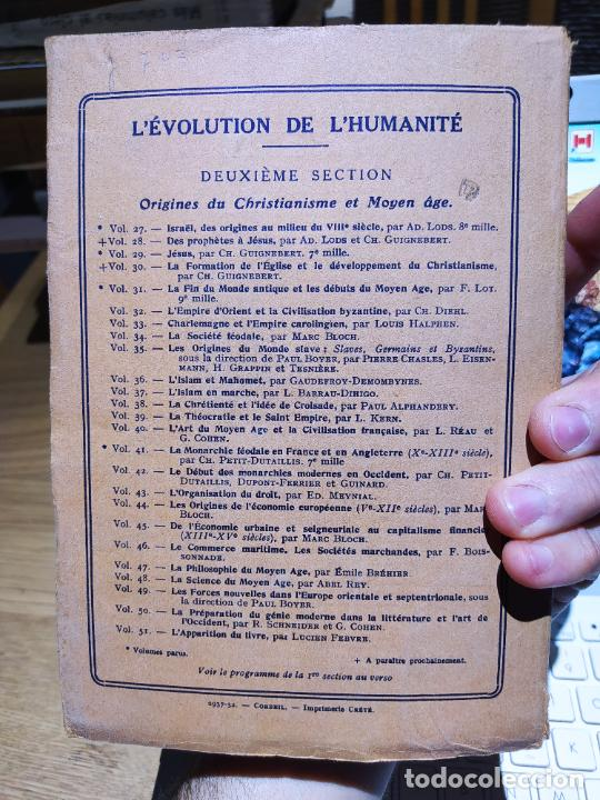 Libros antiguos: La Pensee chinoise, Macel Granet, ed. Albin, Paris. 1934 - Foto 3 - 232085485