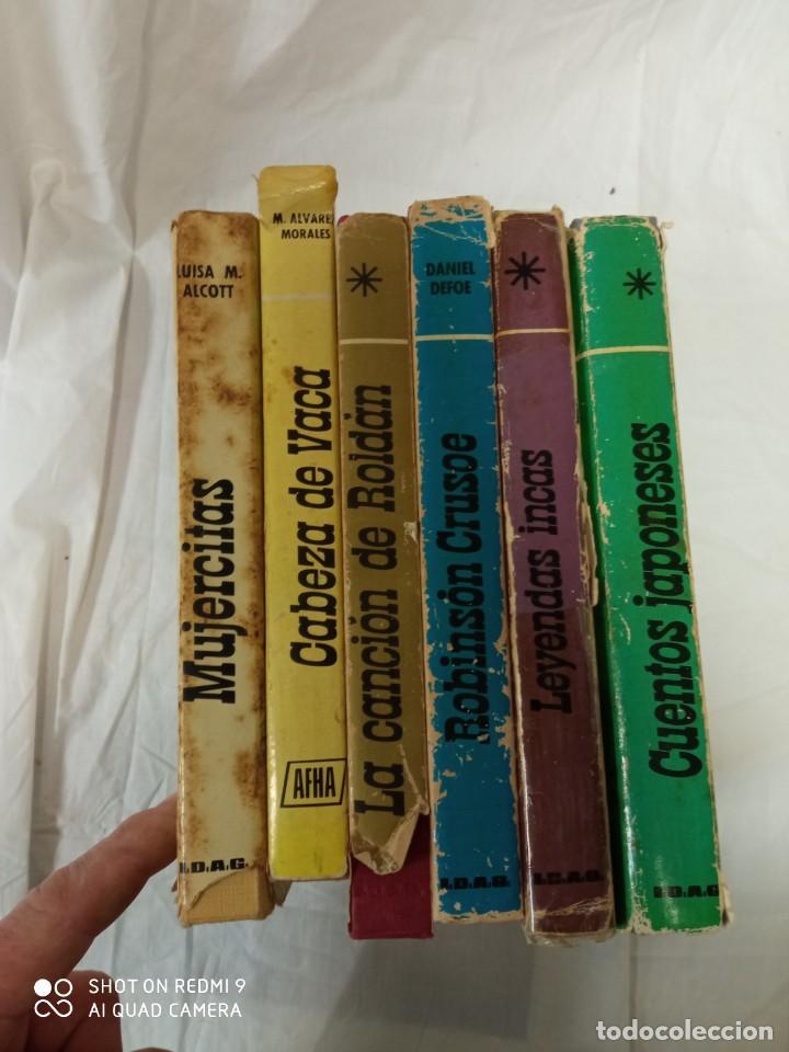 LOTE COLECCION AURIGA SERIE ESMERALDA (Libros Antiguos, Raros y Curiosos - Literatura Infantil y Juvenil - Otros)