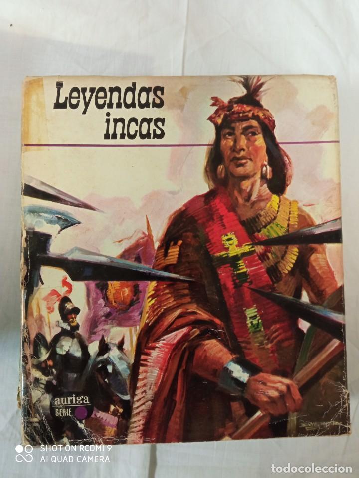 Libros antiguos: Lote coleccion auriga serie esmeralda - Foto 3 - 232265520