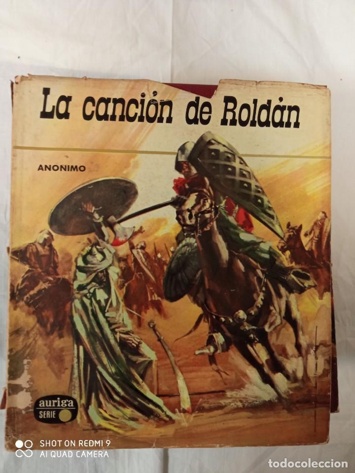 Libros antiguos: Lote coleccion auriga serie esmeralda - Foto 5 - 232265520