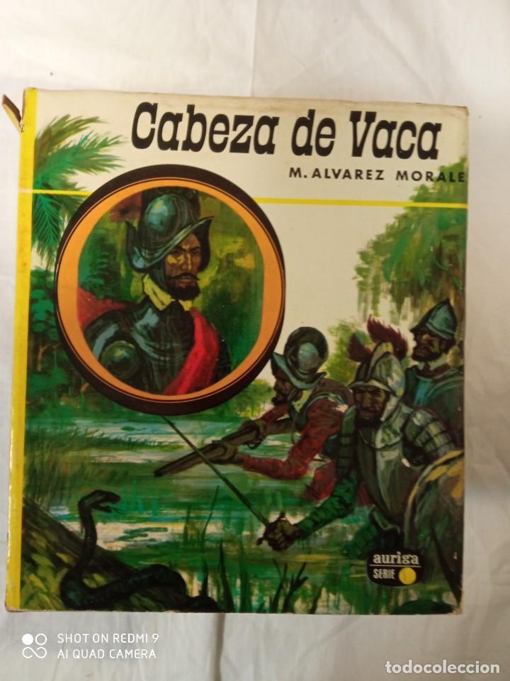 Libros antiguos: Lote coleccion auriga serie esmeralda - Foto 6 - 232265520