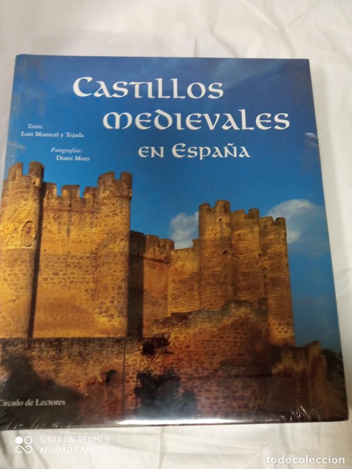 CASTILLOS MEDIEVALES EN ESPAÑA (Libros Antiguos, Raros y Curiosos - Literatura Infantil y Juvenil - Otros)