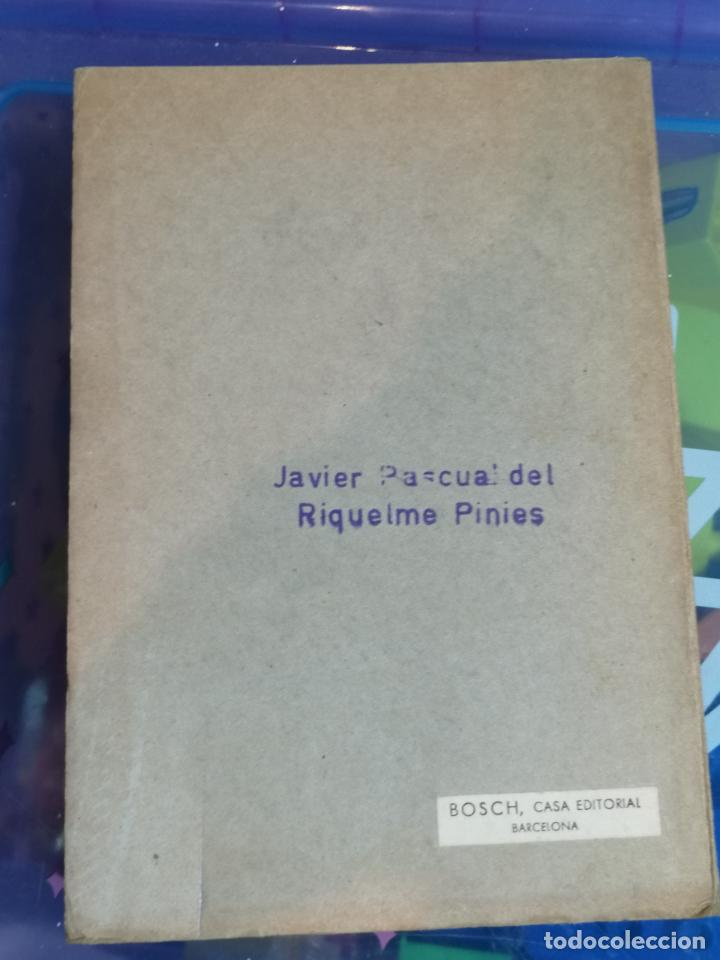 Libros antiguos: LIBRO DE LA VEJEZ Y DE LA AMISTAD. CICERÓN.PEDRO FONT PUIG.FALTAN PÁGINAS. VER FOTOS.W - Foto 4 - 232530120