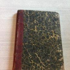 Libros antiguos: ANTIGUO LIBRO LAS REGLAS DE URBANIDAD PARA NIÑOS Y NIÑAS POR JOSÉ ORIOL BERNADES AÑO 1848 BARCELONA. Lote 233181310