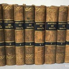 Libros antiguos: HISTORIA GENERAL DE ESPAÑA... ADICIONADA ÚNICAMENTE EN ESTA EDICIÓN CON UNA NARRACIÓN DE SUCESOS.... Lote 233214845