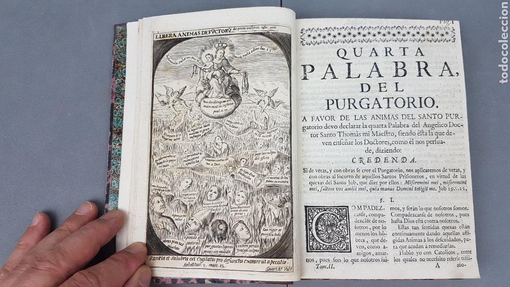 Libros antiguos: CINCO PALABRAS DEL APÓSTOL S. PABLO comentadas por Santo Tomás de Aquino. TOMO II. AÑO 1724. - Foto 10 - 233399110