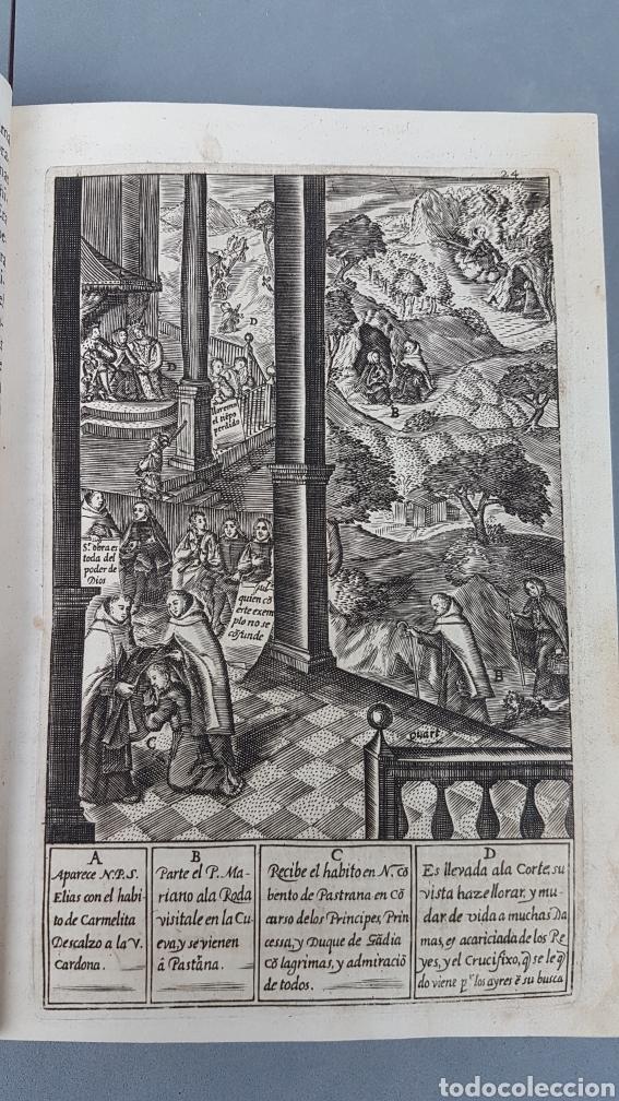 Libros antiguos: CINCO PALABRAS DEL APÓSTOL S. PABLO comentadas por Santo Tomás de Aquino. TOMO II. AÑO 1724. - Foto 14 - 233399110