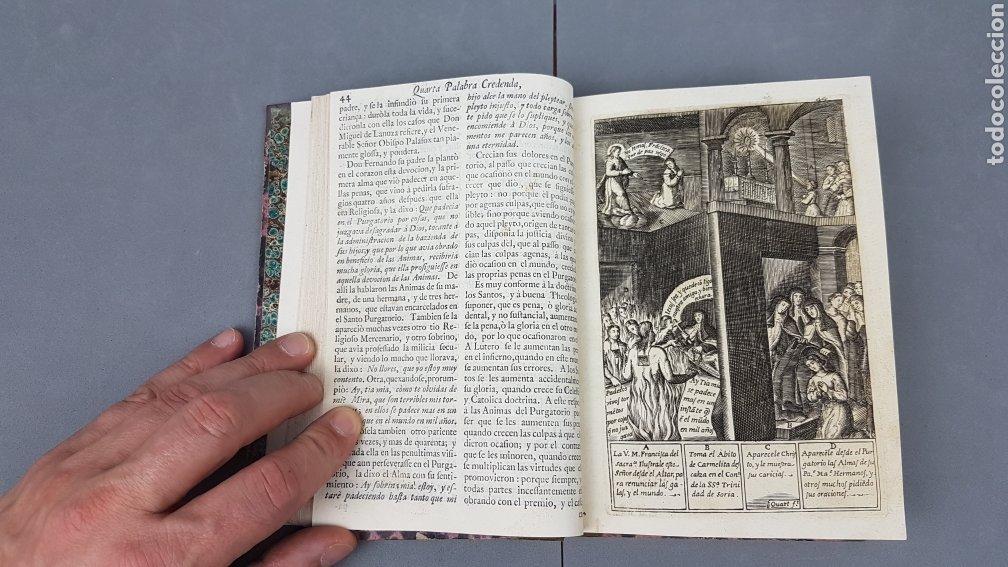 Libros antiguos: CINCO PALABRAS DEL APÓSTOL S. PABLO comentadas por Santo Tomás de Aquino. TOMO II. AÑO 1724. - Foto 16 - 233399110