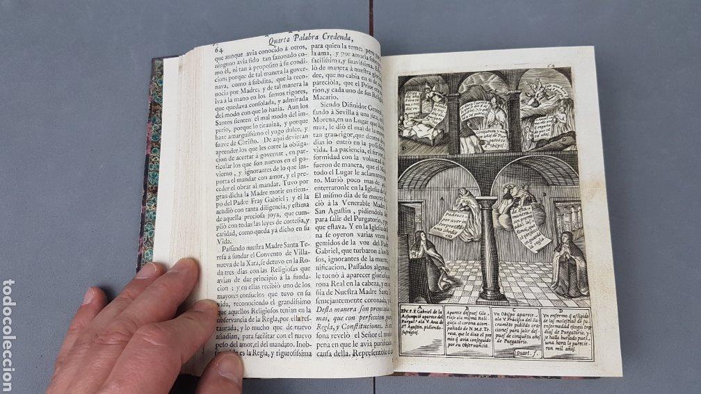 Libros antiguos: CINCO PALABRAS DEL APÓSTOL S. PABLO comentadas por Santo Tomás de Aquino. TOMO II. AÑO 1724. - Foto 18 - 233399110