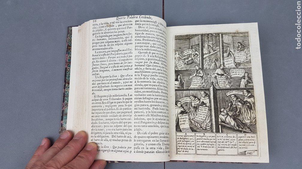 Libros antiguos: CINCO PALABRAS DEL APÓSTOL S. PABLO comentadas por Santo Tomás de Aquino. TOMO II. AÑO 1724. - Foto 19 - 233399110