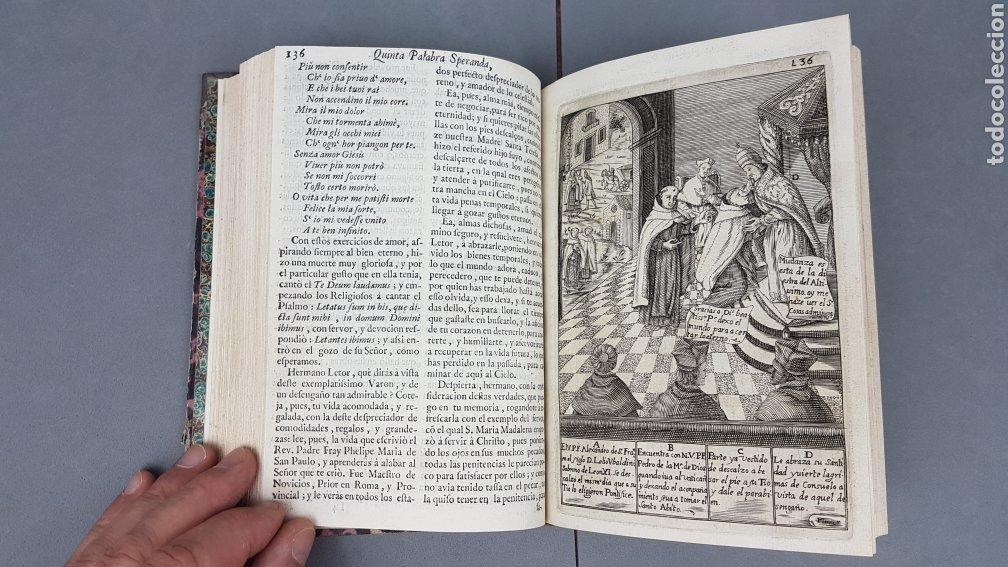 Libros antiguos: CINCO PALABRAS DEL APÓSTOL S. PABLO comentadas por Santo Tomás de Aquino. TOMO II. AÑO 1724. - Foto 20 - 233399110