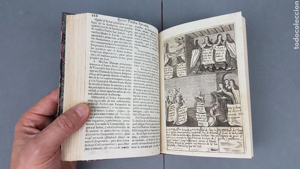 Libros antiguos: CINCO PALABRAS DEL APÓSTOL S. PABLO comentadas por Santo Tomás de Aquino. TOMO II. AÑO 1724. - Foto 22 - 233399110