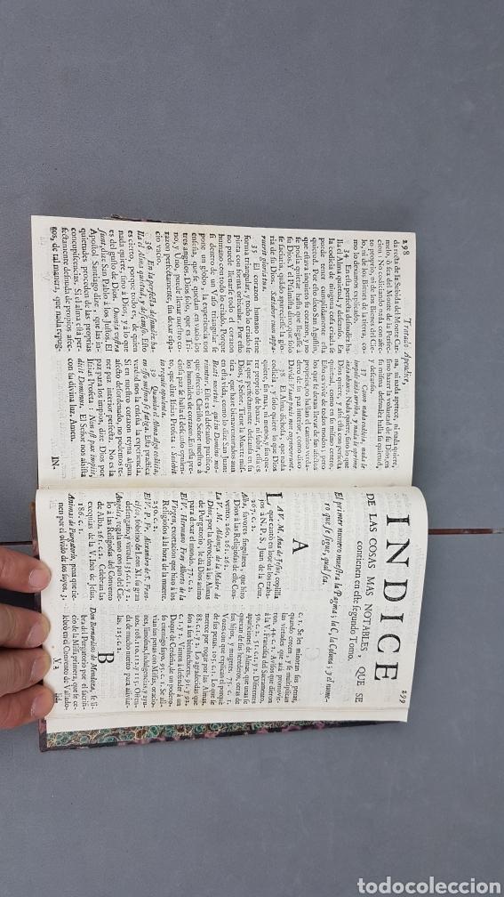 Libros antiguos: CINCO PALABRAS DEL APÓSTOL S. PABLO comentadas por Santo Tomás de Aquino. TOMO II. AÑO 1724. - Foto 23 - 233399110