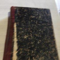 Libros antiguos: ANTIGUO LIBRO EL MANUSCRITO DE UNA MADRE POR ENRIQUE PÉREZ ESCRICH AÑO 1873. Lote 233443065