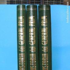 Libros antiguos: HISTORIA MILITAR Y POLÍTICA DEL EXMO. SR. D. JUAN PRIM.- D. FRANCISCO GIMENEZ Y GUITED. Lote 233551795