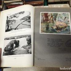 Libros antiguos: ALBUM MERAVELLA . MALLORCA . VOLUM VI . 1936. COMPLET . HISTÒRIA, COVES , CASA MALLORQUINA, FAUNA,. Lote 233763195