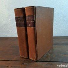 Libros antiguos: GUERRA I PAU, COMPLETA 4 VOLUMS - LLEO TOLSTOI - FULLETÓ LA PUBLICITAT, 1928, BARCELONA. Lote 233903360