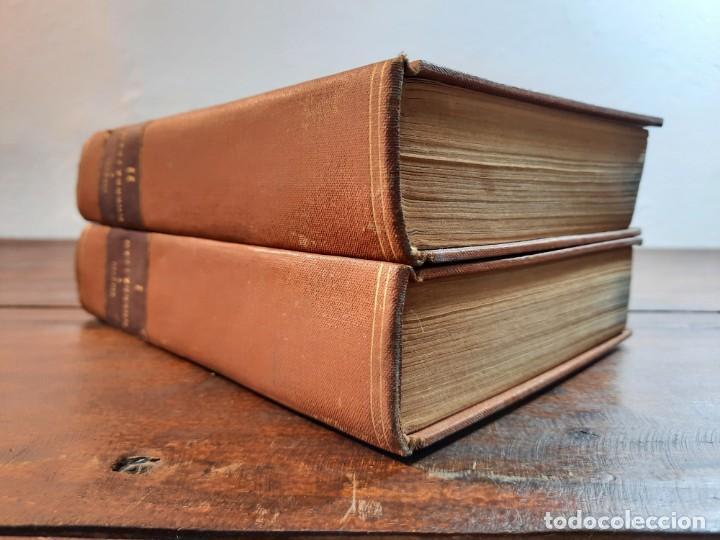Libros antiguos: GUERRA I PAU, COMPLETA 4 VOLUMS - LLEO TOLSTOI - FULLETÓ LA PUBLICITAT, 1928, BARCELONA - Foto 9 - 233903360