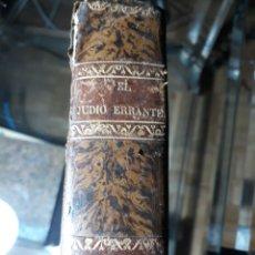 Libros antiguos: EL JUDIO ERRANTE . POR EUGENIO SUE TOMO II. MADRID 1845 .F MELLADO . EDITOR. Lote 234032830