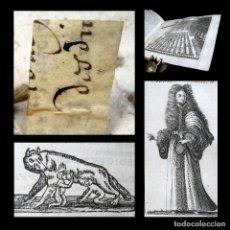 Libros antiguos: AÑO 1702 VIAJE A ITALIA LA FAMOSA GUÍA PARA VIAJEROS DEL SIGLO XVIII SOLO 12 EN EL MUNDO GRABADOS. Lote 234330610