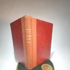 Libros antiguos: MADRID-MOSCÚ. NOTAS DE VIAJE ( 1933-1934 ). RAMÓN J. SENDER. 1ª EDICIÓN. MADRID. 1934.. Lote 234337670