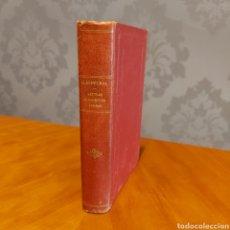 Libros antiguos: LETTRES D'HONNETES FEMMES 1896 CLAUDE SENECHAL PARIS LIBRO FRANCES. Lote 234680110