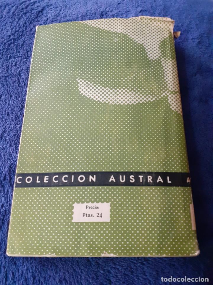 Libros antiguos: Novela La Rebelion de las Masas numero 1 edicion especial de la coleccion Austral - Foto 4 - 234682405