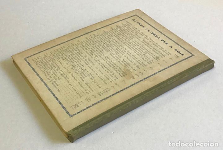 Libros antiguos: LA ROSA I LANELL. Novel·la meravellosa per a infants. - THACKERAY, W. M. JOSEP CARNER, JOAN DIVORI - Foto 5 - 123251911