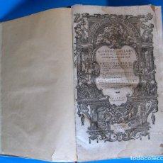 Libros antiguos: OPERA EXEGETICA IN LIBROS MOSIS... FILÓN DE ALEJANDRIA (PHILONIS IUDAEI). COLONIAE ALLOBROGUM, 1613.. Lote 234852570