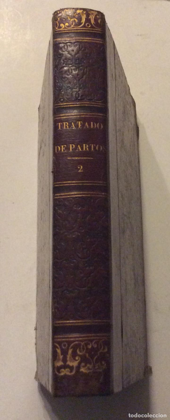 Libros antiguos: TRATADO PRACTICO DE PARTOS ,F.J.MOREAU ,MADRID 1842-TOMO II - Foto 4 - 234890995