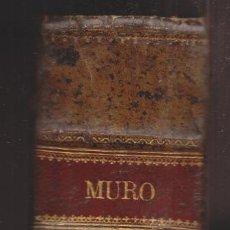 Libros antiguos: ÁNGEL MURO: EL PRACTICÓN. TRATADO COMPLETO DE COCINA AL ALCANCE DE TODOS. 1902. Lote 234989105