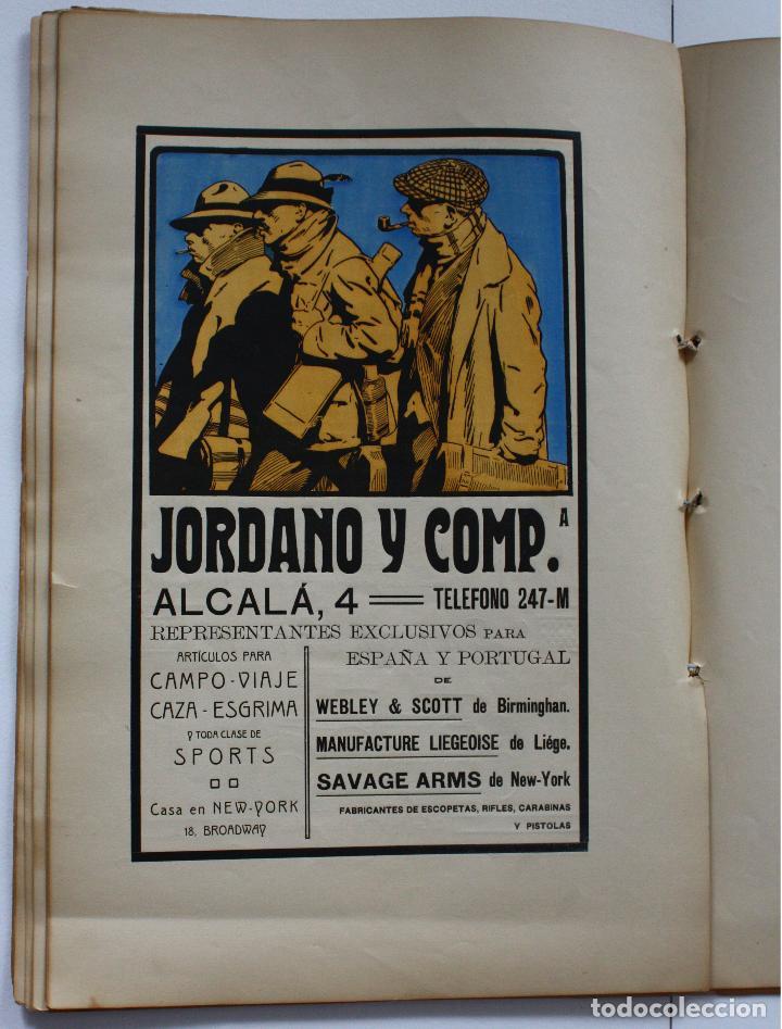Libros antiguos: José Zamora, Sonia Delaunay. Revista Perfiles. 1920. Nº1 (único numero publicado) - Foto 4 - 235221960