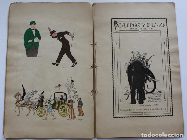 Libros antiguos: José Zamora, Sonia Delaunay. Revista Perfiles. 1920. Nº1 (único numero publicado) - Foto 5 - 235221960