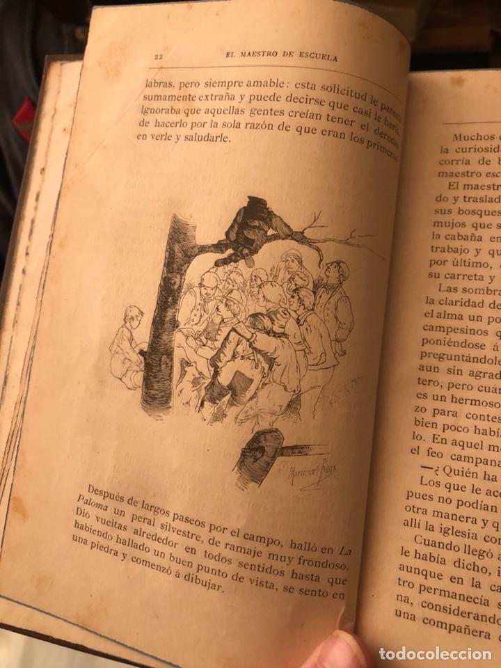 Libros antiguos: Libro narraciones de la selva negra - Foto 3 - 235281590
