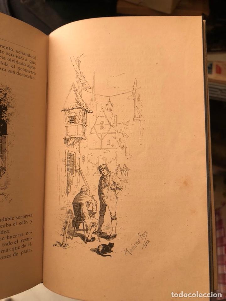 Libros antiguos: Libro narraciones de la selva negra - Foto 4 - 235281590