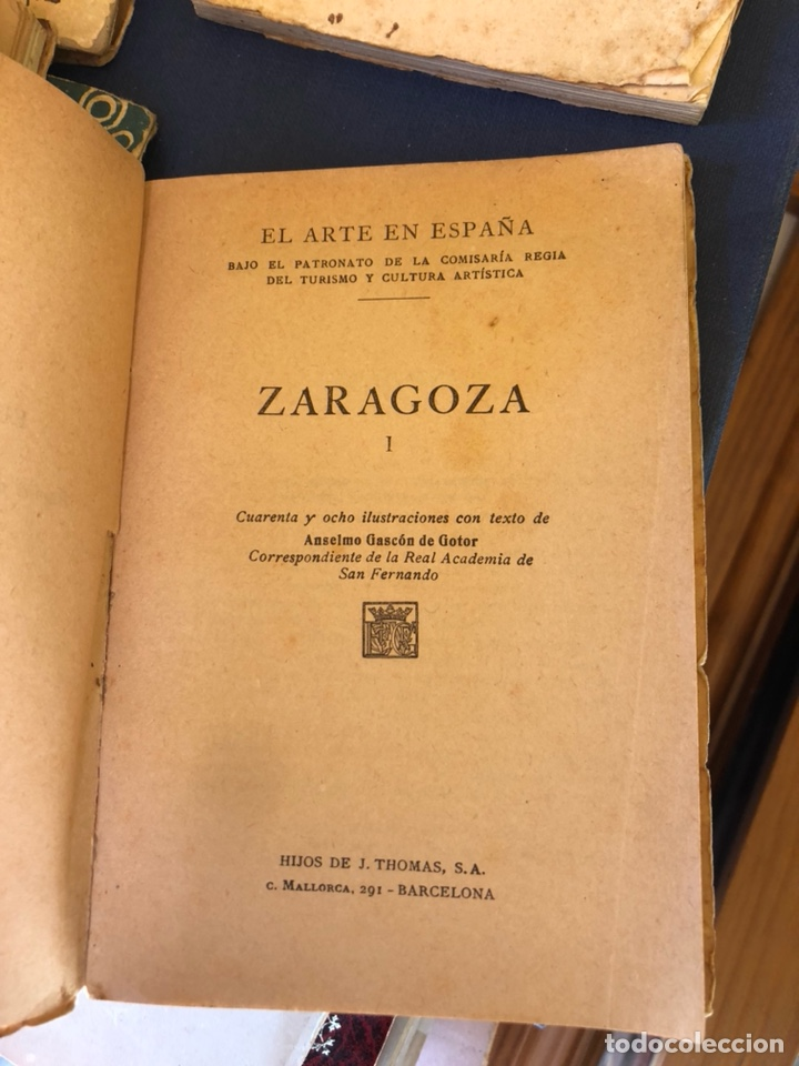 Libros antiguos: Lote de 5 libros antiguos - Foto 6 - 235281870