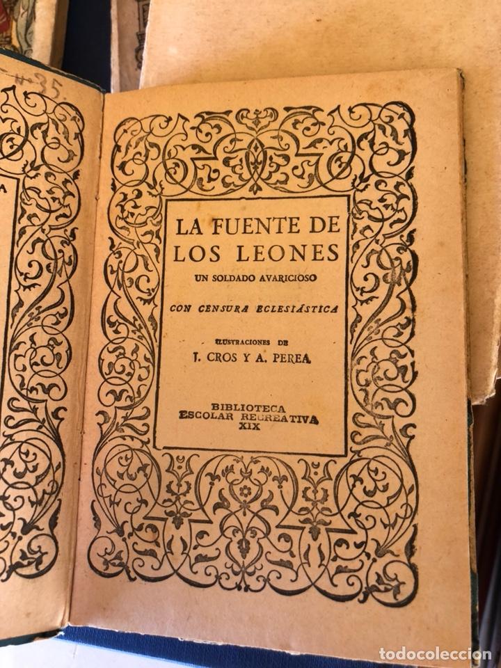 Libros antiguos: Lote de 5 libros antiguos - Foto 10 - 235281870