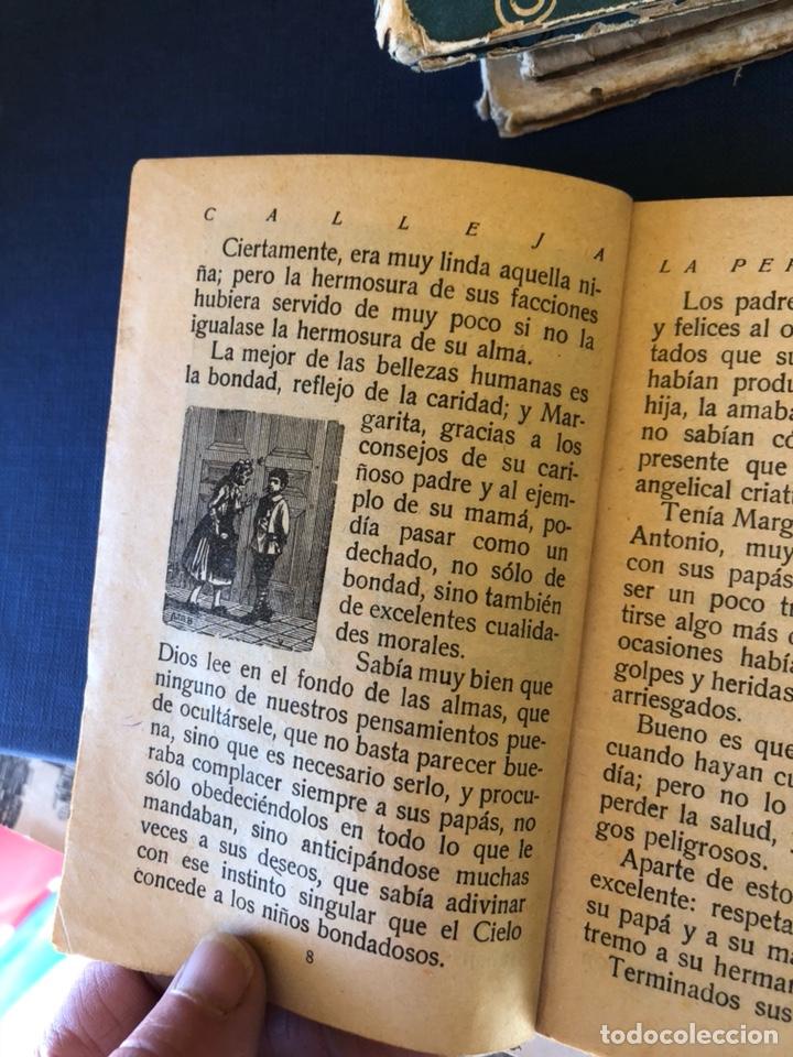 Libros antiguos: Lote de 5 libros antiguos - Foto 15 - 235281870
