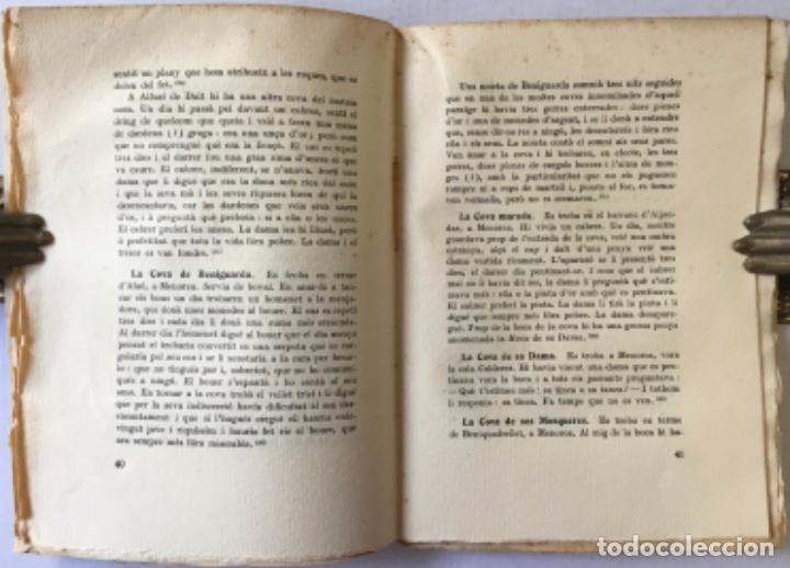 Libros antiguos: LA TERRA, TRADICIONS I CREENCES. - AMADES, Joan. - Foto 3 - 235637825