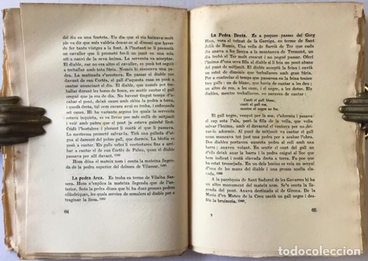 Libros antiguos: LA TERRA, TRADICIONS I CREENCES. - AMADES, Joan. - Foto 4 - 235637825