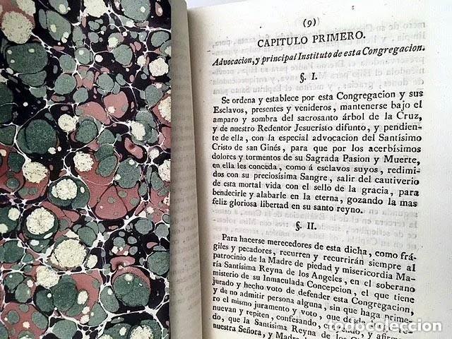 Libros antiguos: San Ginés. Madrid : Real Congregación del Cristo de San Ginés de esta Corte. (1826) Grabado - Foto 2 - 235670075