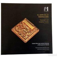 Libros antiguos: MOLEIRO EL ARTE DE LA PERFECCIÓN. Lote 235699310