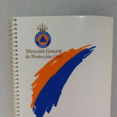 Libros antiguos: TRANSPORTE DE MERCANCIAS PELIGROSAS POR CARRETERA- DIRECCIÓN GENERAL DE PROTECCIÓN CIVIL - AÑO 1997. Lote 235869680