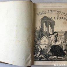 Libros antiguos: ROMA ARTÍSTICA Y LITERARIA. - GRIMALDI, A.. Lote 235882955