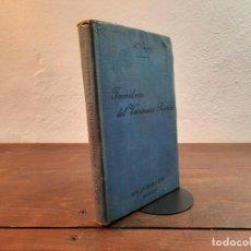 Libros antiguos: FORMULARIO DEL VETERINARIO PRÁCTICO - PAUL CAGNY - CASA EDITORIAL BAILLY-BAILLIERE, 1914, MADRID. Lote 236044870