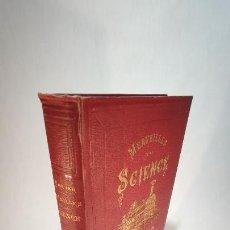 Libros antiguos: LES MERVEILLES DE LA SCIENCE OU DESCRIPTION POPULAIRE DES INVENTIONS MODERNES. LOUIS FIGUIER.. Lote 236122775