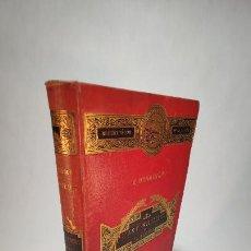 Libros antiguos: L'ART MILITAIRE ET LA SCIENCE. LE MATÉRIEL DE GUERRE MODERNE. LT. COLONEL HENNEBERT. PARÍS. 1884.. Lote 236134755