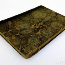 Libros antiguos: ANTIGUA GUÍA DE BARCELONA DE 1842 - CALLES, SOCIEDADES, ACADEMIAS, LISTADO PERSONAS ARTES Y OFICIOS. Lote 236165350