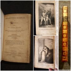 Libros antiguos: INSTRCTIVE RAMBLES IN LONDON AND THE ADJACENT VILLAGES. 1808 ELIZABETH HELME GRABADOS. Lote 236255770
