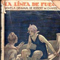 Libros antiguos: CHAMBERS : EN LA LÍNEA DE FUEGO (FELIU Y SUSANNA, S. F.). Lote 236328200